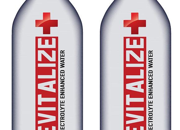 (6) 23.7 oz REVITALIZE Electrolyte Enhanced Water