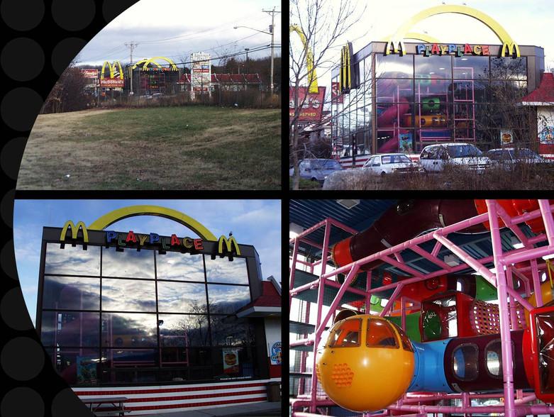 McDonalds in Waterbury, CT