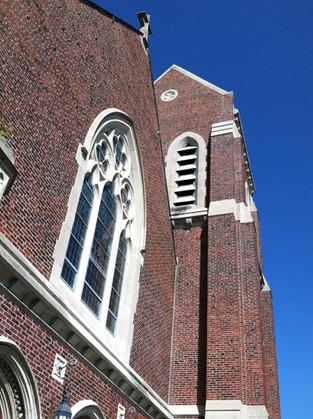 Saint Ann Gym, Church, Convent and Library