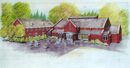 Saint Ann Gym, Church & Convent