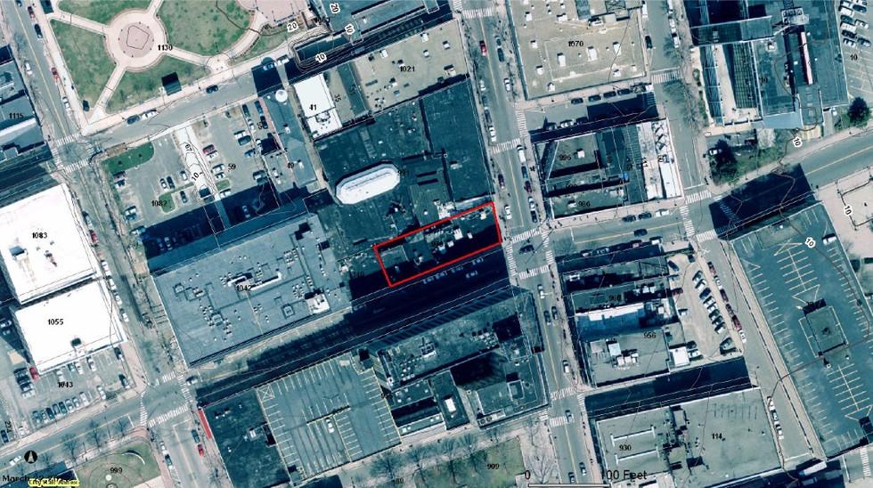 Bridgeport Mixed Use Building