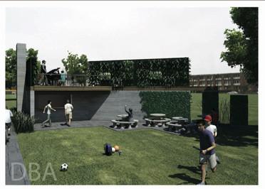 Ellsworth Park Pavilion