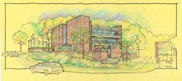 Westport Office Building
