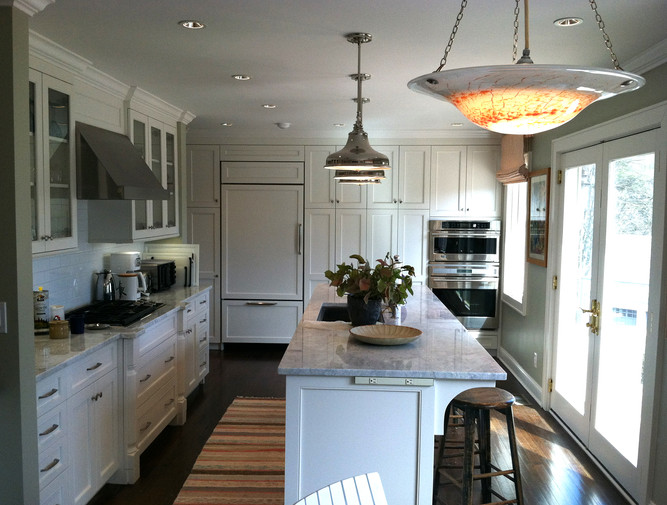 Black Rock Residence Kitchen