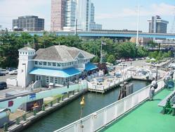 Ferry Terminal Building