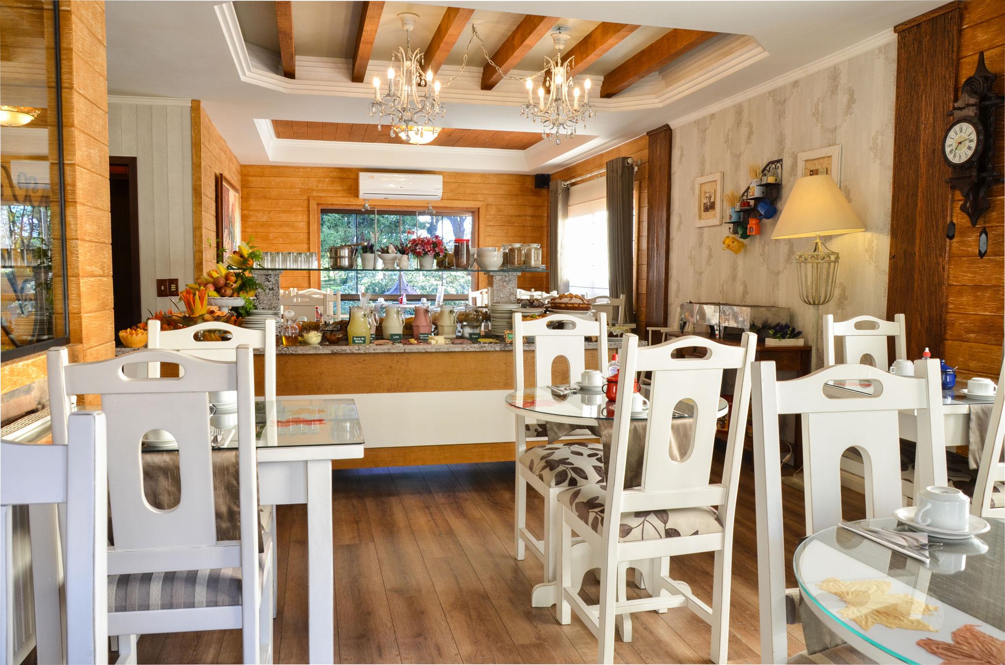 Hotel Cabanas Tio Muller - Gramado -
