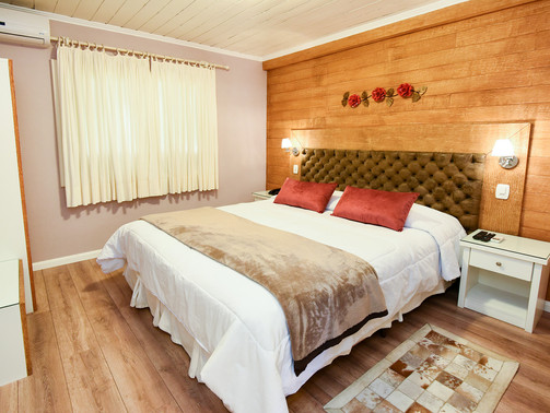 CHALÉS E CABANAS - Hotel Cabanas Tio Muller