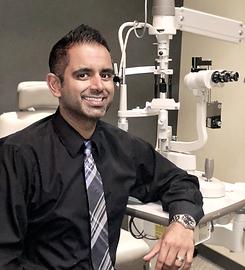 Dr. Nish Patel, OD
