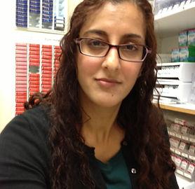 Dr. Tina Hamideh, OD