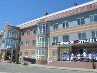 Открытие нового лечебного корпуса Тахтамукайской ЦРБ
