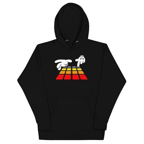 Mouse Pads Hoodie