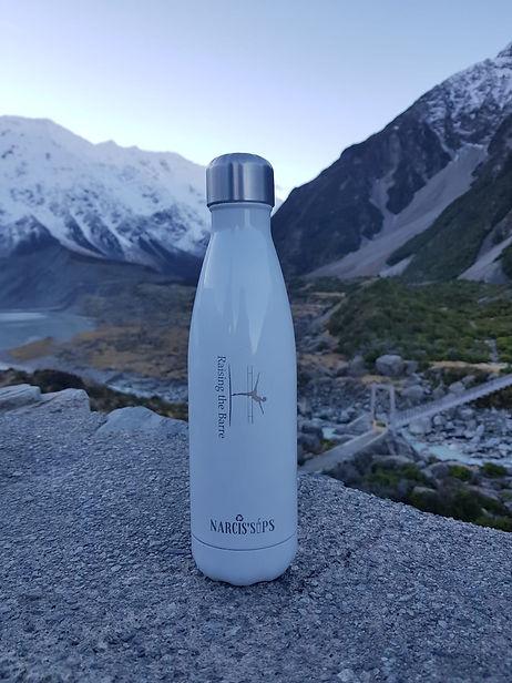 Narcissips X Raising the Barre Custom Snow White Bottle in New Zealand