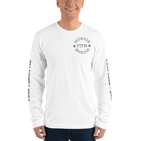 FTFM Long sleeve T-shirt (American Made)
