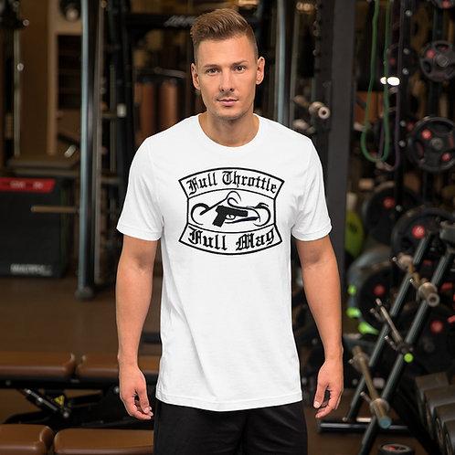 FTFM Support Short-Sleeve Unisex T-Shirt (Light)