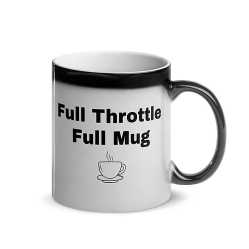 "FTFM ""Full Mug"" Glossy Magic Mug"