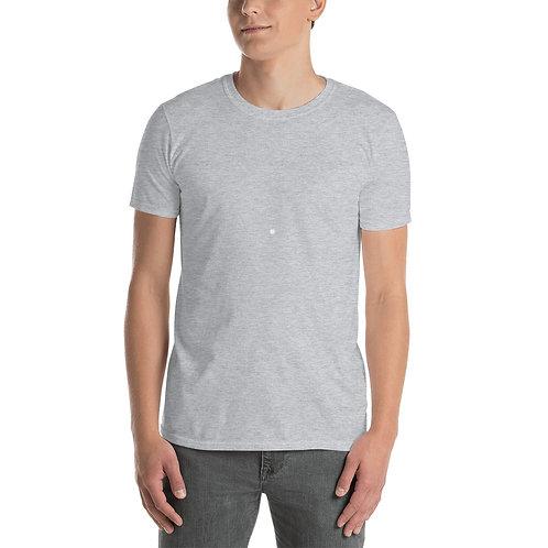 Custom Unisex T-Shirt (Light Grey) (Front & Back Design) 1-20 pieces