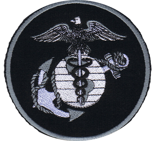 Corpsman Patch (3.5 inches)