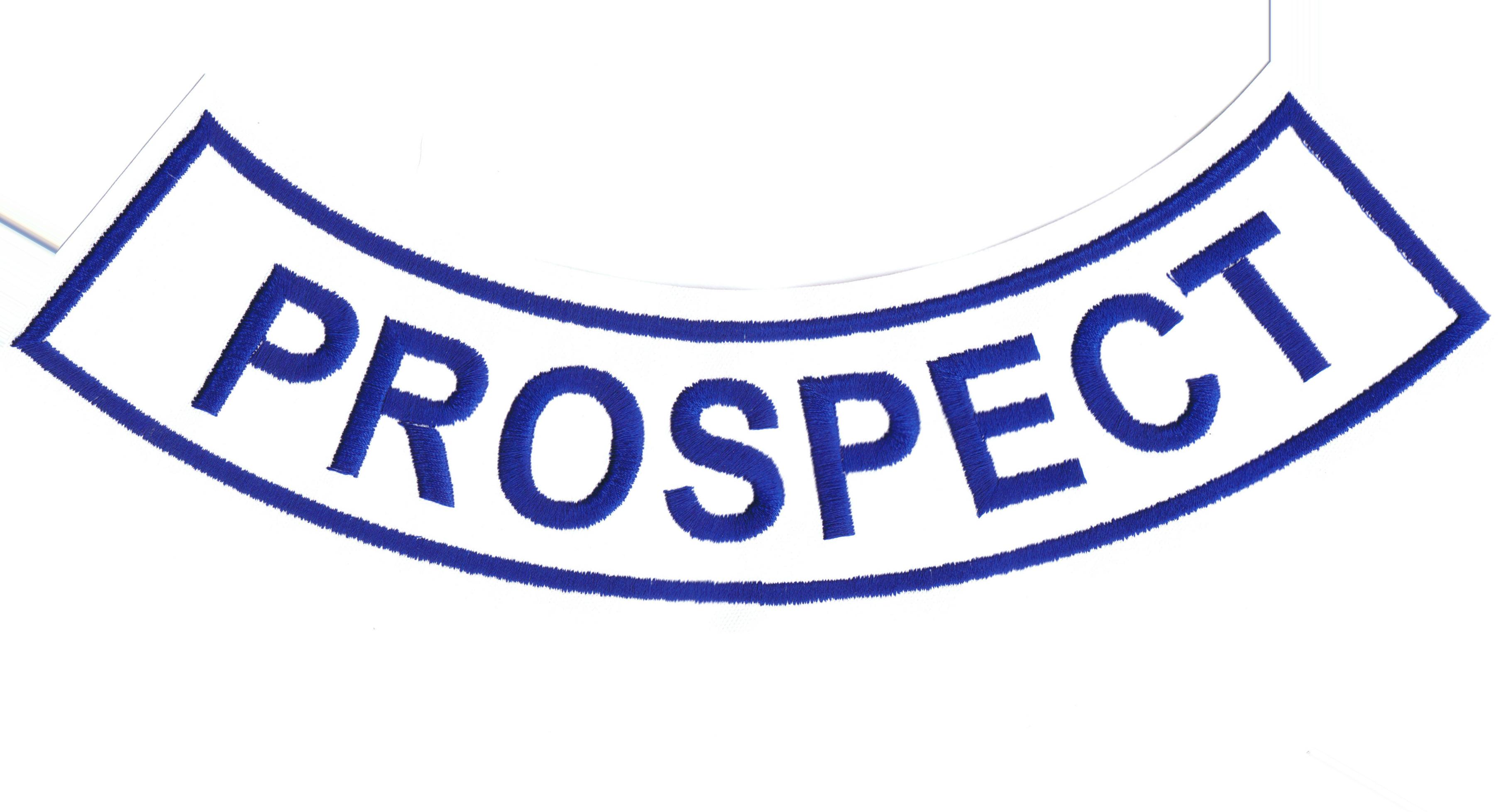 Prospect Rocker (Arial Font)