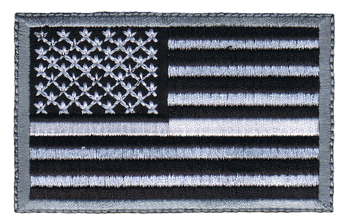 American Flag - White Line Flag (Subdued)
