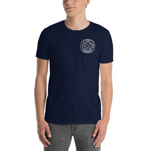 Fire Short-Sleeve Unisex T-Shirt