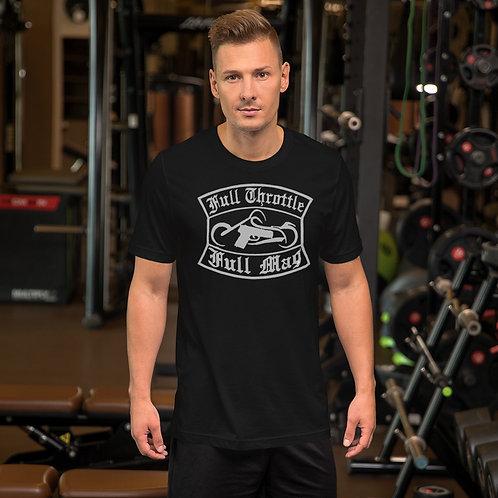 FTFM Support Short-Sleeve Unisex T-Shirt (Dark)