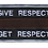 Thumbnail: Give Respect - Get Respect