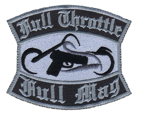 Full Throttle Full Mag - Corrections Officer Grey