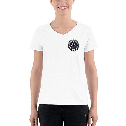 Alliance Women's Casual V-Neck Shirt