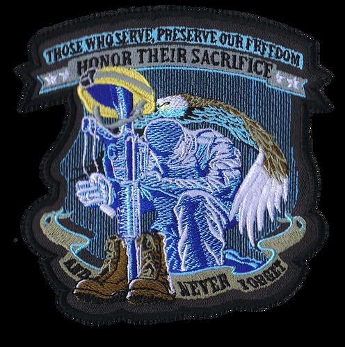 Honor Their Sacrifice Patch