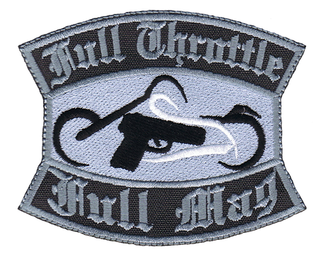 Full Throttle Full Mag - Civilian White