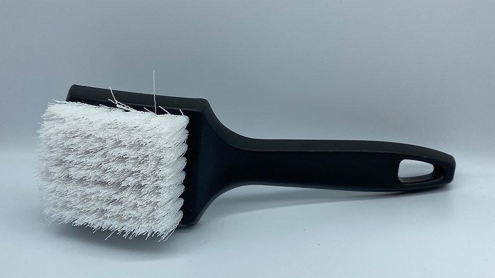 Tire & Carpet Stiff Bristle Brush