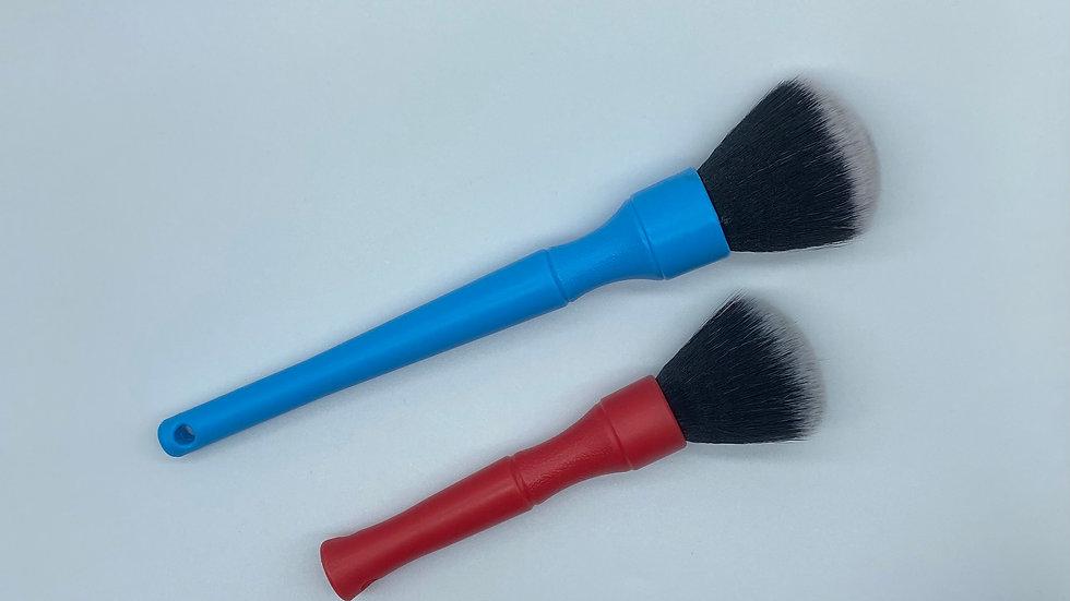 2 Pack Soft Bristle Detail Brushes