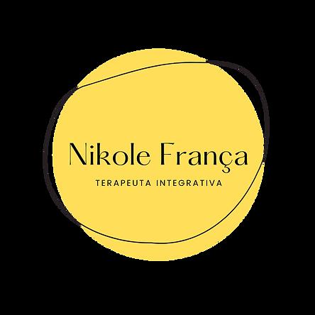 Nikole França terapia integrativa logo