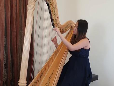 Karen Koh (Harpist)