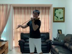 Alan Choo (Violin)