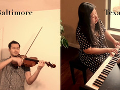 Jebat Arjuna Kee (Viola), Esme Wong (Piano)