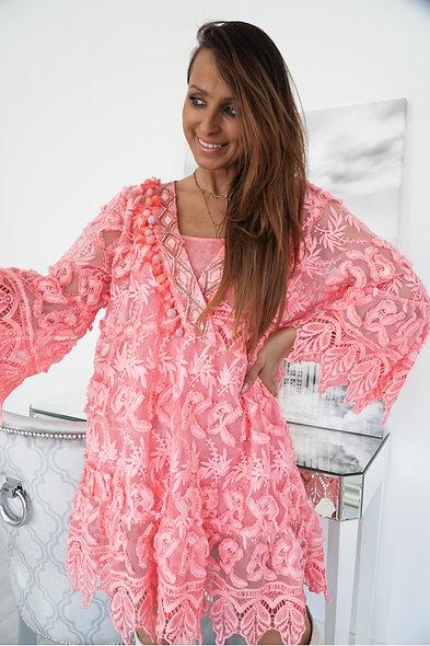 Zenza lace tunic