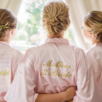 Bridemaids wedding Bordeaux