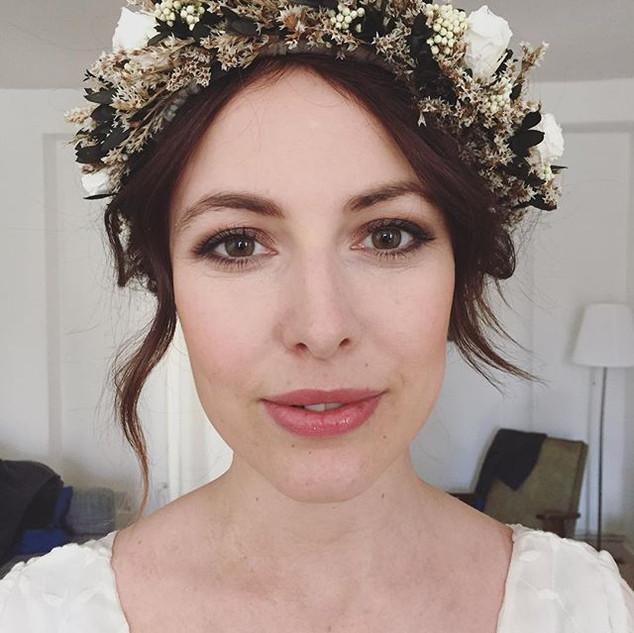 Sublime ✨Lucie ✨avec une jolie couronne