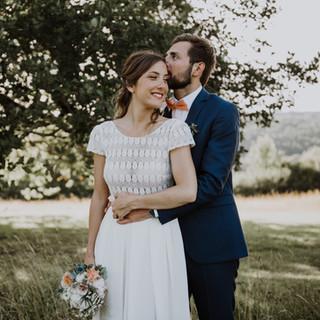 Isabeau wedding