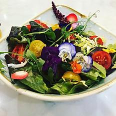 Tomato, Mozzarella & Avocado Salad