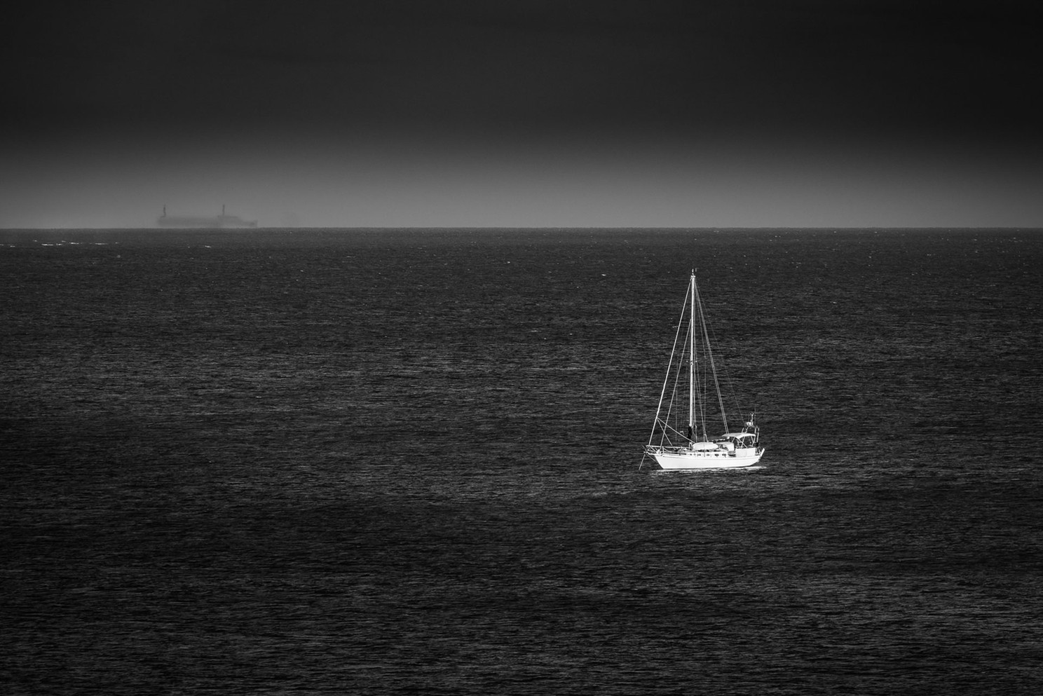 At Anchor Grays Bay Bowen