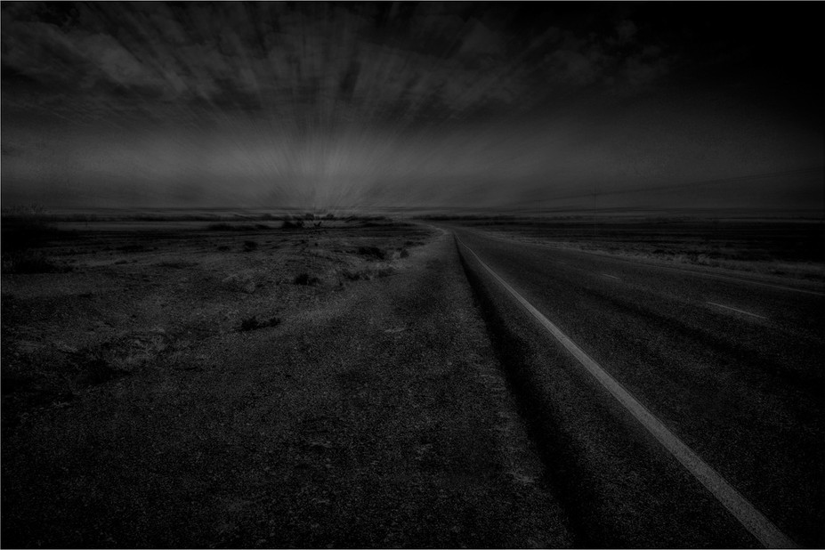 Drive into the Unknown