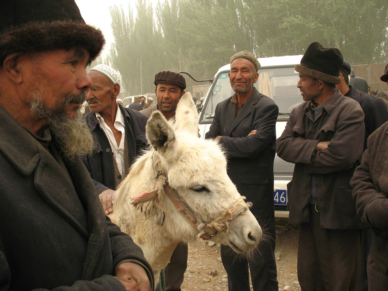 For Sale at the Kashgar Markets