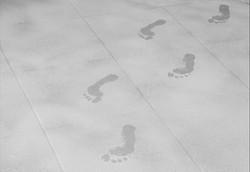 Five Footsteps