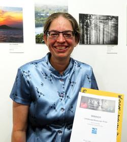 Our Winner  Deanne Fowke