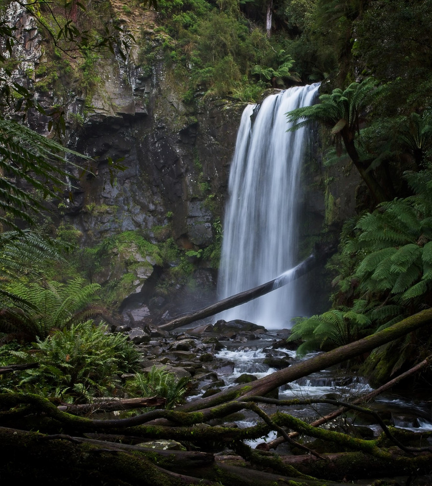 Hopetoun falls Great Otway National Park
