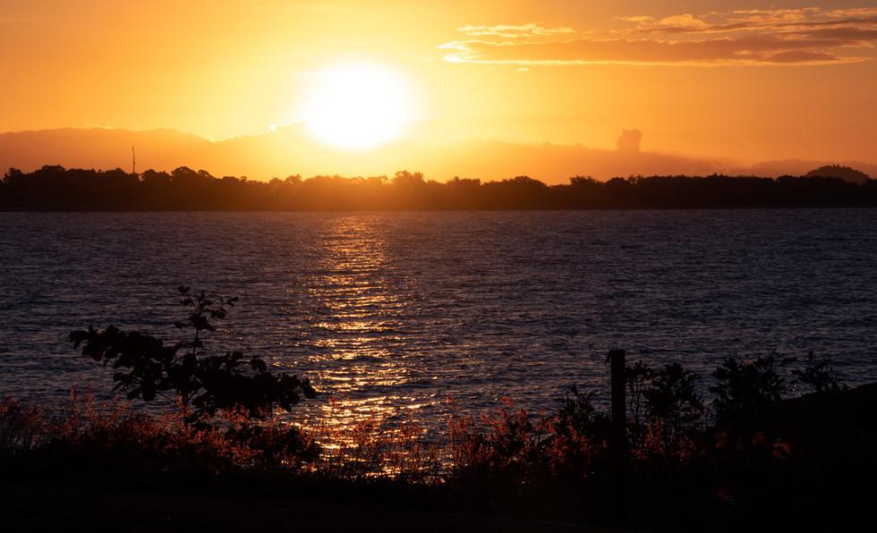 Sunset From Jezzine.