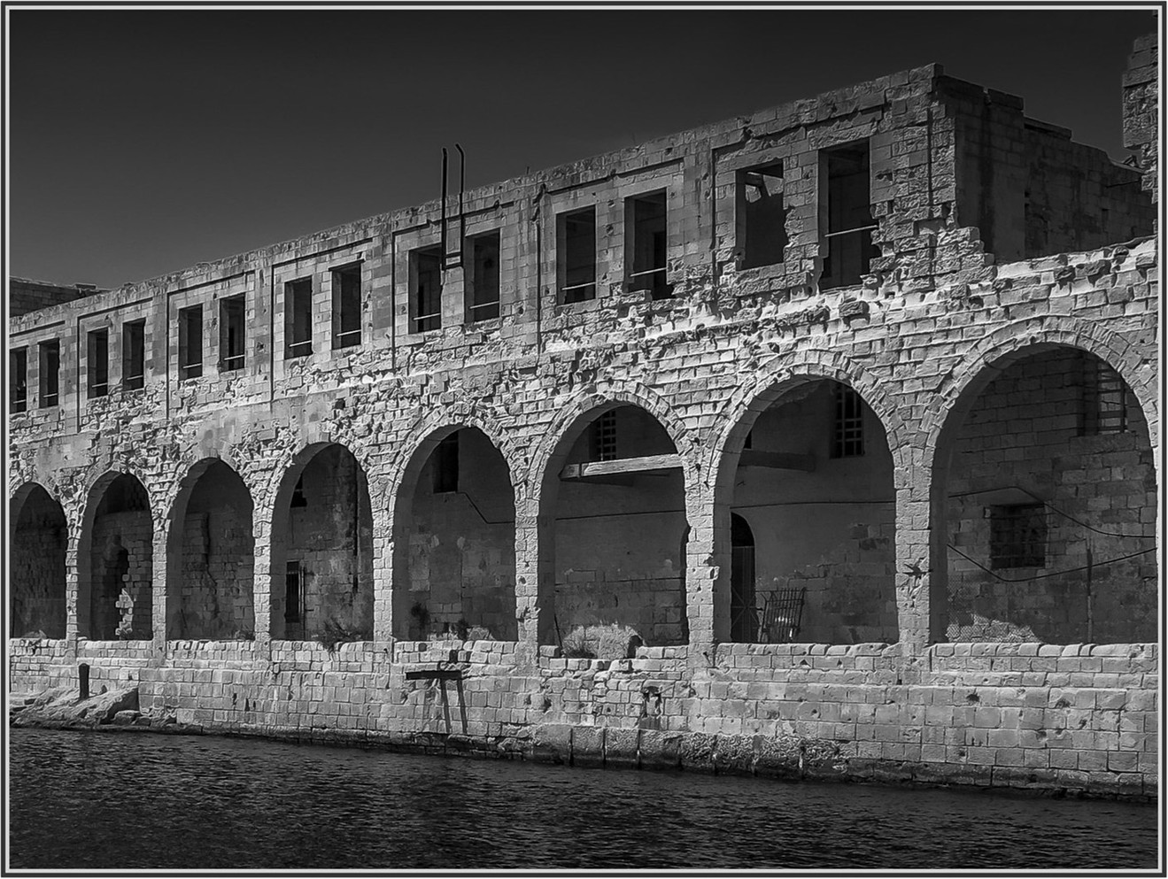 Once Were Warehouses