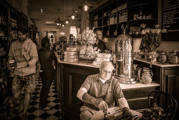 Coffee Culture Whollara Sydney